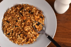 how to make granola without oven