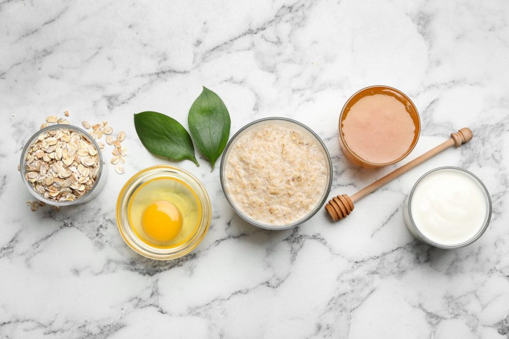 oats benefits for skin