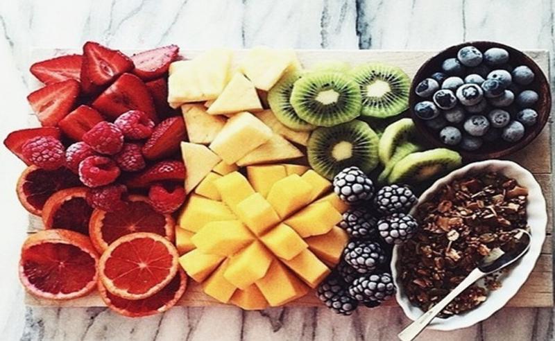 bestt healthy food instagram accounts