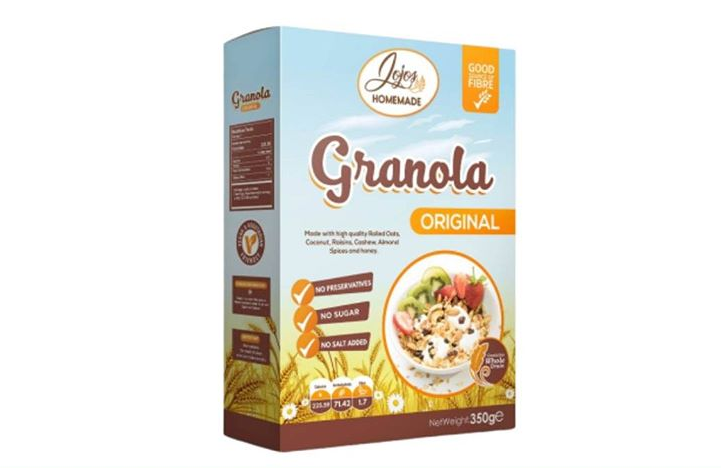 where to buy granola in Lagos