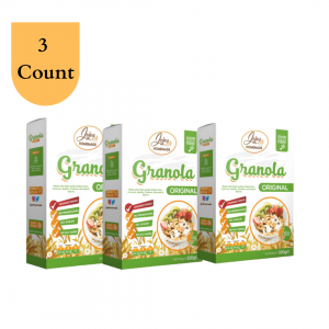 Unsweeted Granola
