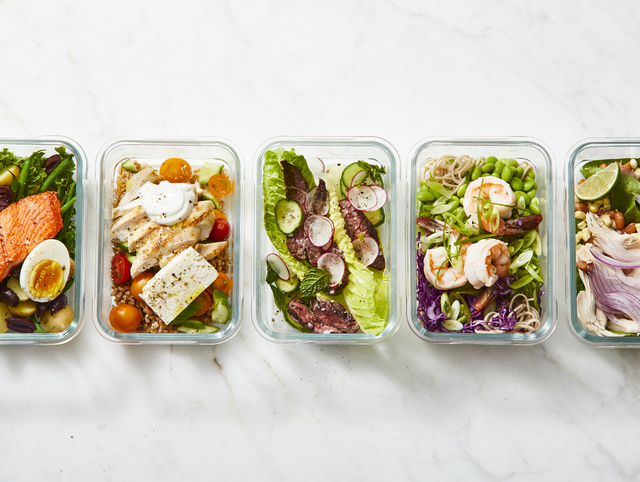 Is meal prepping good for weight loss
